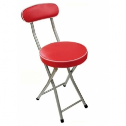Cadeira Dobrável DRAGONFLY Vermelho