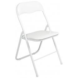 Cadeira Dobrável EVAN Branco