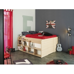 Cama Funcional SPACE BOX