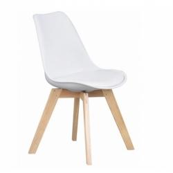 Cadeira de Jantar SOFIA Branco
