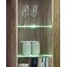 Caixa de 4 Luzes LED