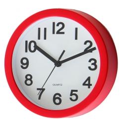 Relógio PAREDE Vermelho