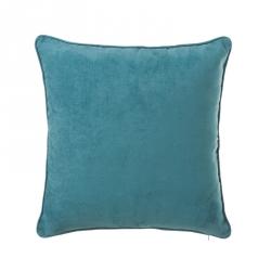 Almofada Camurça LOVING COLOURS Azul 45x45 cm