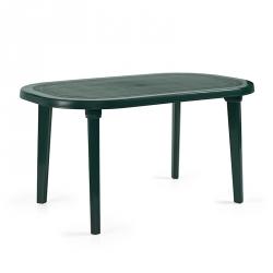 Mesa de Jardim BRAGA Verde Escuro