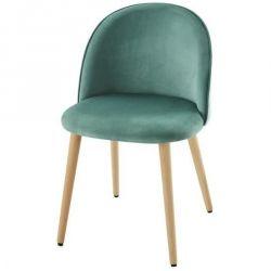 Cadeira de Sala TOKYO Verde (Veludo)