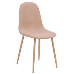 Cadeira de Jantar LEE Bege
