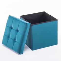 Pouf DICE Azul