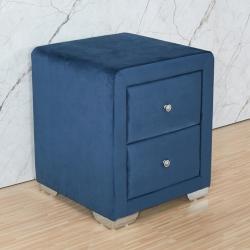 Mesa de Cabeceira MARIA Azul