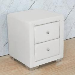 Mesa de Cabeceira MARIA Branco