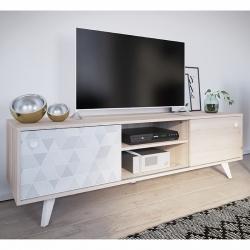 Móvel TV 2 portas FINLAND