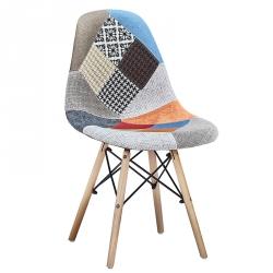 Cadeira de Sala FESTA Patchwork Multicolor