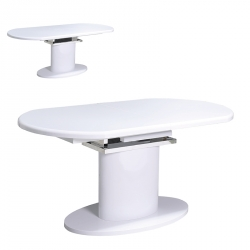 Mesa de Jantar Extensível CLASSY 160-200 cm