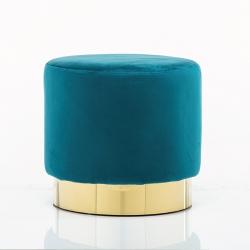Pouf ESPIRITO Azul Petróleo