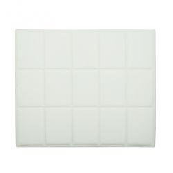 Cabeceira QUADRADOS 140x120cm Branco