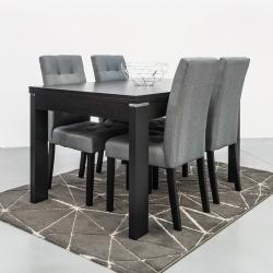 Mesa de Jantar Extensível BALI