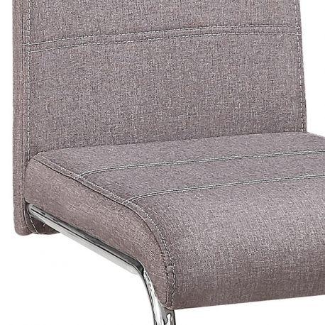Cadeira de Sala BILBAO Cinza