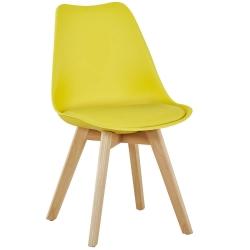 Cadeira de Jantar SOFIA II Amarelo