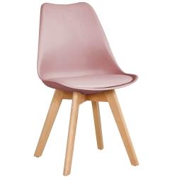 Cadeira de Jantar SOFIA II Rosa