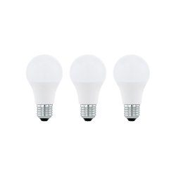 Lâmpada LED E27 Luz Amarela 6W 3000K 10881