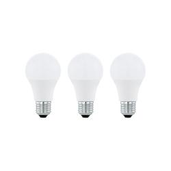 Lâmpada LED E27 Luz Amarela 10W 3000K 10883