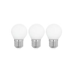 Lâmpada LED E27 Luz Amarela 4W 3000K 10691