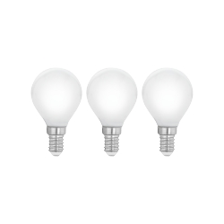Lâmpada LED E14 Luz Amarela 4W 3000K 10688