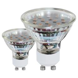 Lâmpada LED GU10 Luz Amarela 3W 3000K 11427