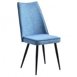 Cadeira de Sala SPENCER Azul Turquesa
