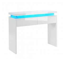 Consola GLOSS com luz LED