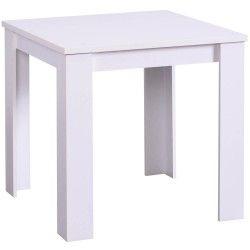 Mesa de Jantar DT 80cm - Branco