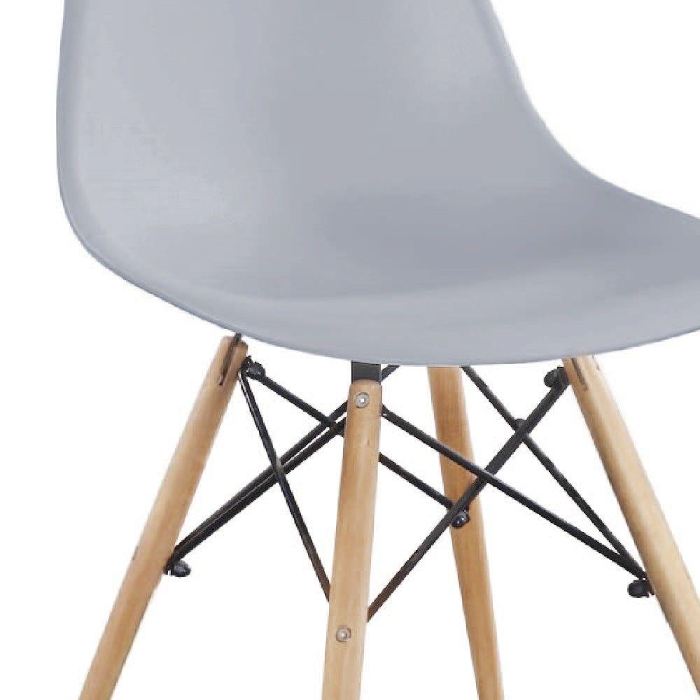 Cadeira de Sala DENVER II Cinza