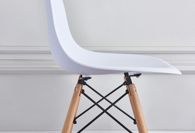 Cadeira de Sala DENVER II Branco