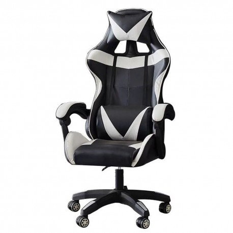 Cadeira de Escritório GAMER Branca