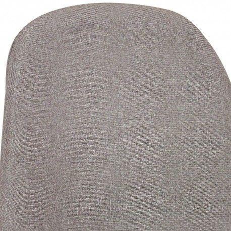 Cadeira de Jantar BLEE Cinza Taupe