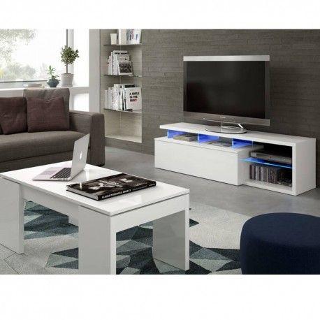 Móvel TV LEDI com luz LED