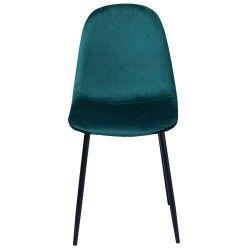 Cadeira de Jantar LEE II Velvet Verde
