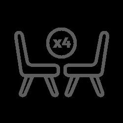 Packs de Cadeiras