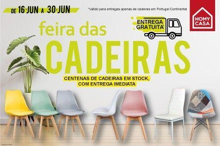 FEIRA DAS CADEIRAS - OFERTA DE PORTES