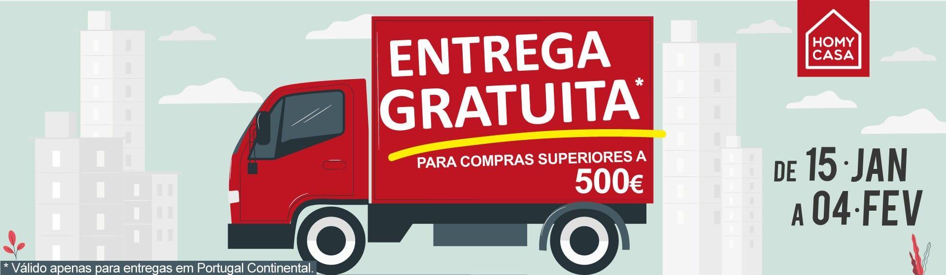 Portes Grátis >500€